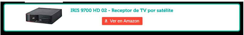 Decodificador Iris 9700 HD 02 en Amazon