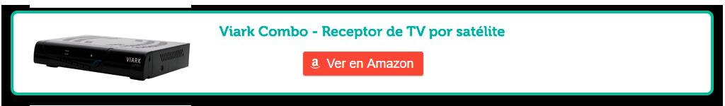 Decodificador Viark Combo en Amazon