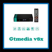 Decodificador GTmedia v8x